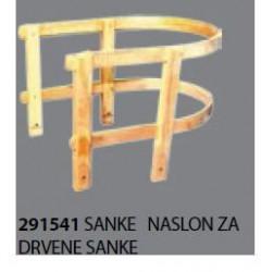 N/A Naslon za drvene sanke ( 291541 )