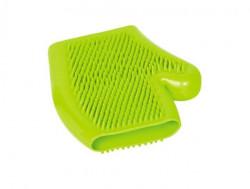 Nobby 67583 Gumena rukavica za masažu zelena ( NB67583 )