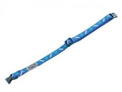 Nobby 78501-06 Ogrlica za pse MINI 10mm, 20/35cm plava ( NB78501-06 )