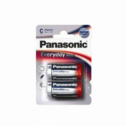 Panasonic LR14EPS/2BP 2\327C alkalne Everyday Power baterije