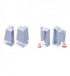 Pelikan Set završnih kapa, beli ( 80240 )