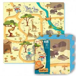 Podna puzzla safari ( 24567 )