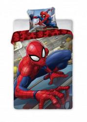 Posteljina za decu spider-man 160x200+70x80cm ( 5907750586844 )