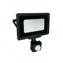 Prosto LED reflektor sa PIR senzorom 20W ( LRF008SW-20/BK )