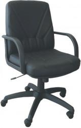 Radna fotelja - 5550 lux (prava koža) - izbor boje kože