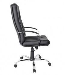 Radna fotelja - KliK 5500 CR CR (eko koža) - Crna
