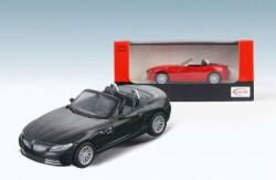 Rastar automobil BMW Z4 1:43 - crn ( A013818 )