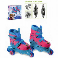 Roleri 3 In-line skates Frozen, S 29-32 ( 18-454100 )