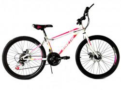 """Satis Kinetic 24"""" Bicikl za decu sa 21 brzinom - Beli ( 24005 )"""