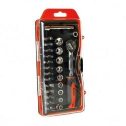 Set alata sa račnom 38 kom. ( DE101471 )