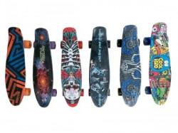 Skateboard sa svetlećim točkovima 56CM ( 11/2206 )
