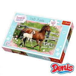 Slagalica 160 Horses ( 12-153316 )
