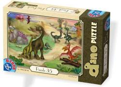 Slagalica Dino x 35 02 ( 07/73013-02 )