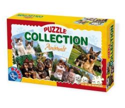 Slagalica Kolekcija 4u1 Animals 02 ( 07/63069-02 )