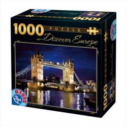 Slagalica x 1000 Discover Europe 01 ( 07/65995-01 )