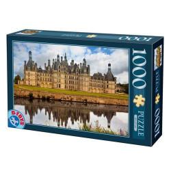 Slagalica x 1000 Franch Castles 02 ( 07/67562-02 )