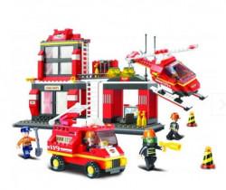 Sluban kocke, hitna vatrogasna služba, 371 kom ( A016009 )