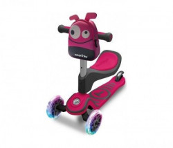 Smart Trike t scooter t1 pink new ( 2020201 )