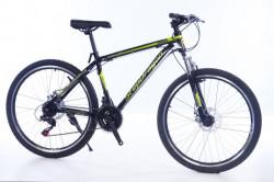 "Step Dragon MTB Bicikl 26""/7 crno-zeleni ( BCK0336 )"