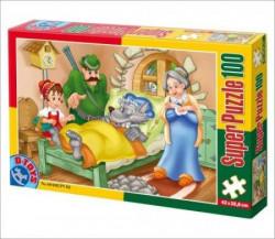 Super puzzle 100 mix 02 ( 07/60402-02 )