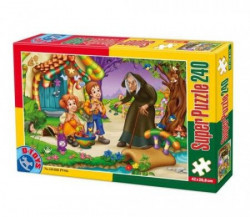 Super Puzzle 240PCS FAIRY 06 ( 07/60488-06 )