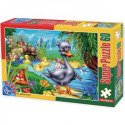 Super Puzzle 60PCS FAIRY 04 ( 07/60396-04 )