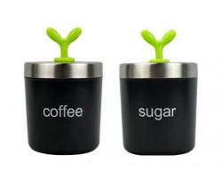 Texell Design Edition kuhinjski set za kafu i šećer 2/1 ( TDE-KS2105 )