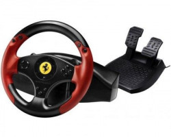 ThrustMaster Ferrari Racing Wheel - Red Legend PS3PC 4060052