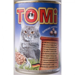 Tomi hrana za mačke losos/pastrmka 400g ( TM43011 )