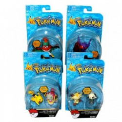 Tomy pokemon figure 2 kom blister ( TMT18445D )