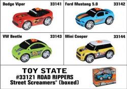 Toy State Rippers City Service Fleet kamiončić 11 cm ( 0126629 )