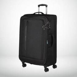 TravelLite Crosslite black L kofer 4 točka ( 089549-01 )
