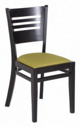 Trpezarijska stolica G 501 špansko crno B38