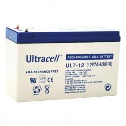 Ultracell Žele akumulator 7 Ah ( 12V/7,0-Ultracell )