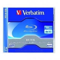 Verbatim 43748 43747 BLU-RAY 50GB BD-R 6X ( 5250/Z )