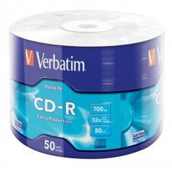 Verbatim 43787 CD-R 700MB 52X ( 74WR/Z )