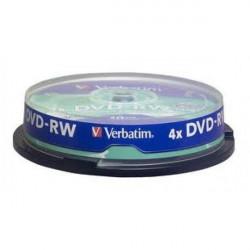 Verbatim DVD-RW 4.7GB 4X 43552