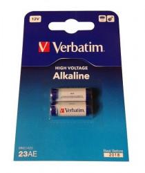 Verbatim MN21/A23 12V alkalne baterije 2 komada 49939 ( LR23AV/Z )