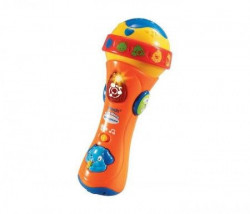 Vtech igračka mikrofon sa zvučnim efektom - zeleni ( 80-078763 )