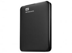 "WD 2.5"" Elements Portable 1TB WDBUZG0010BBK-WESN ( 0130719 )"