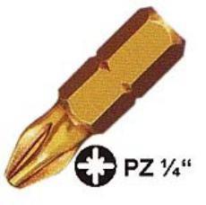 """Witte pin PZ2 1/4""""x25 ekstra tvrdi ( 27248 )"""