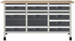 Wolfcraft Sto za radionicu 1610mm Nr. 2 ( 8076000 )
