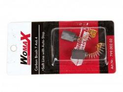 Womax četkice 7.4x6.4 soft ( 79900202 )