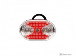 Womax lampa za bicikl zadnja ( 0873033 )