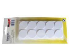 Womax sunđer dvostrano lepljivi beli set 20 kom ( 0290030 )