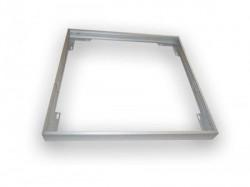 Xled Ram beli za nadgradni panel 60x60cm ( LRAM60B/Z )