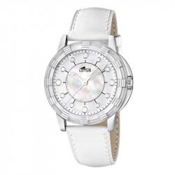 Ženski Lotus Glee Beli Modni ručni sat