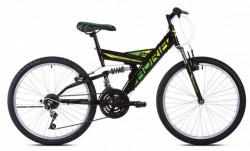 """Adria bicikl dakota 26""""/21ht crno-zeleno 19"""" ( 916257-19 )"""