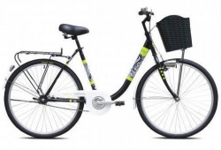 "Adria Melody 26""HT Bicikl 17"" Crni ( 917260-17 )"