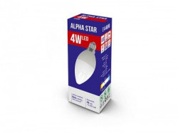 Alpha Star Led Sijalica E14 4W,Bela, 4000K, candle ( E14 4W NB )